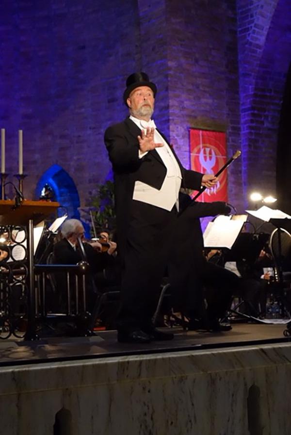 Bert Simhoffer - Fransiscanessen Kloosterkapel 2019